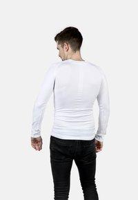 IZAS - SAREK - Sports shirt - white - 2