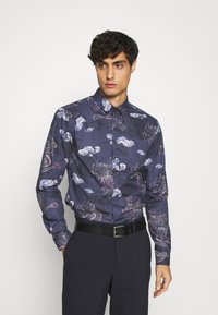 Twisted Tailor - JARVIS  - Camicia elegante - navy - 0