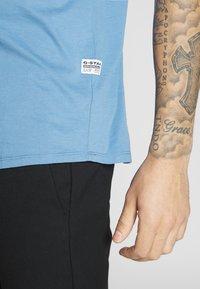 G-Star - LASH R T S\S - T-shirt - bas - blue - 5