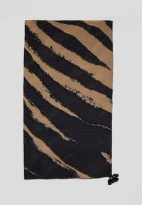 s.Oliver BLACK LABEL - Scarf - black aop - 3