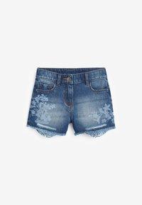 Next - Denim shorts - light blue denim - 2