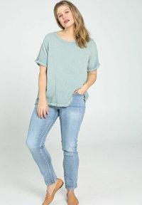 Paprika - Print T-shirt - mint - 1