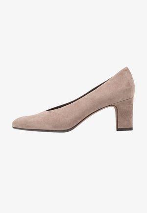 MAHIRELLA - Classic heels - taube