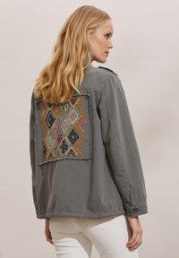 Odd Molly - JODIE - Summer jacket - faded cargo - 1
