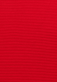 TOM TAILOR - SWEATER NEW OTTOMAN - Jumper - strong red - 2