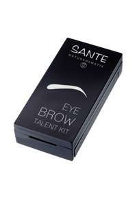 Sante - EYEBROW TALENT KIT - Augenbrauenpuder - braun - 1