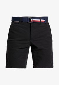 Tommy Hilfiger - BROOKLYN LIGHT BELT - Shorts - black - 3