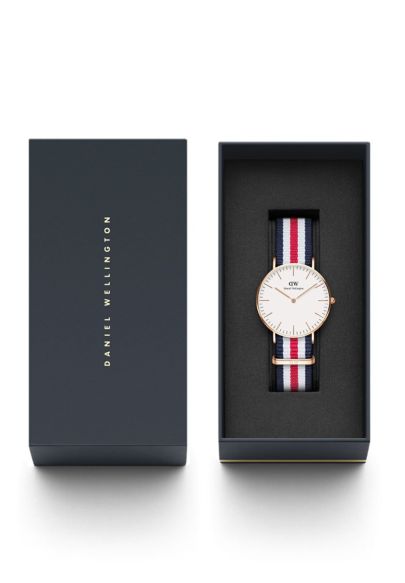 Homme CLASSIC CANTERBURRY 36M - Montre