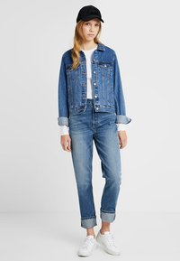 Dr.Denim Tall - VIVA - Denim jacket - city blue - 1
