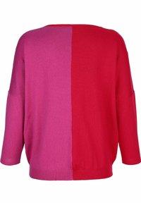 Alba Moda - Jumper - rot,pink - 5