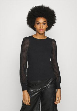 VMMUMO O NECK - Jumper - black