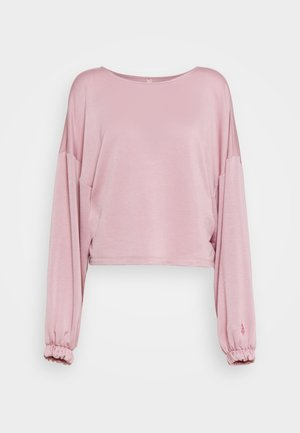 GOOD TO GO - Sweatshirt - light pink