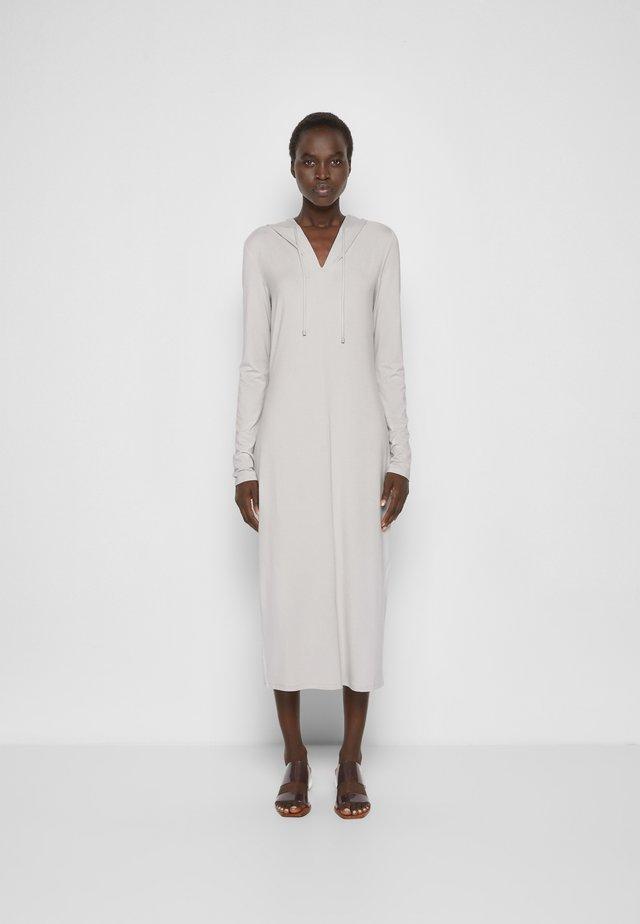 ONTARIO - Jersey dress - beige