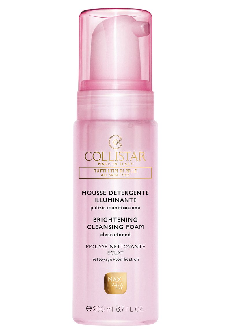 Collistar - BRIGHTENING CLEANSING FOAM - Cleanser - -