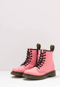 Dr. Martens - 1460 ROMARIO - Lace-up ankle boots - acid pink - 3