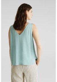 Esprit - CORE - Blouse - light aqua green - 2