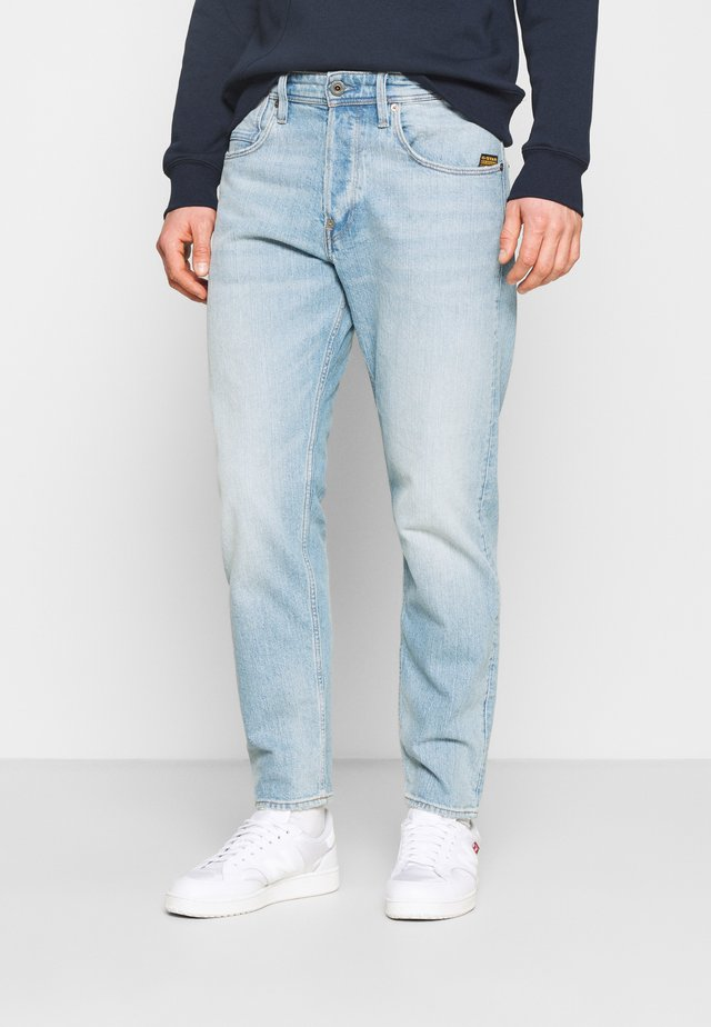ALUM RELAXED TAPERED - Jeans relaxed fit - vintage glacial blue