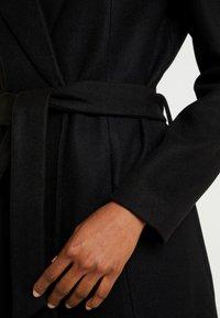 ONLY - ONLREGINA COAT - Zimní kabát - black - 4