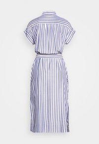 GAP Petite - Robe chemise - blue - 1