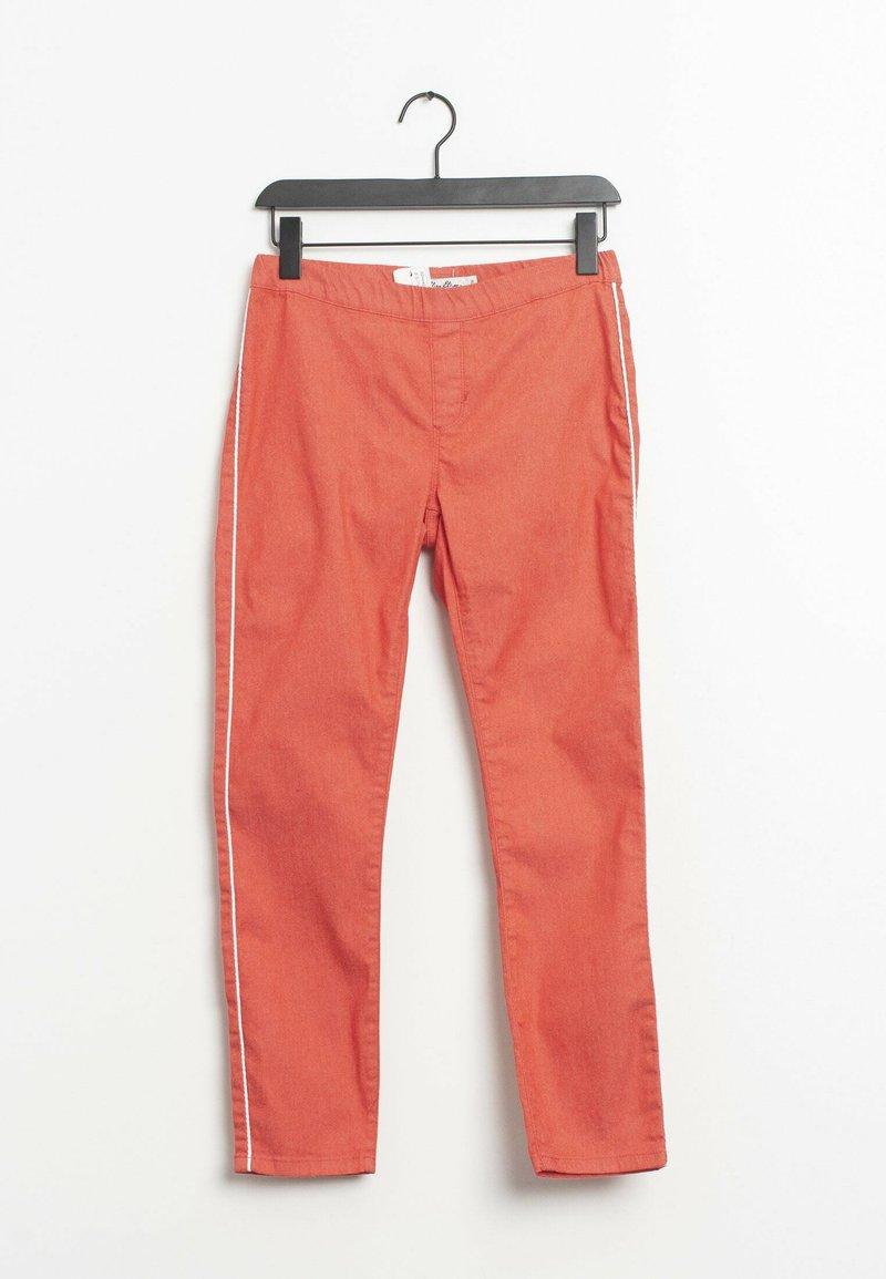Miss Etam - Trousers - red