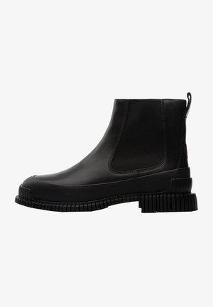 PIX - Cowboy/biker ankle boot - schwarz