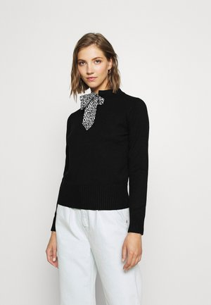 YOUNG LADIES  - Jumper - black