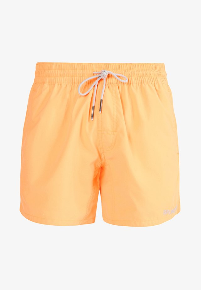 CRUNOT - Swimming shorts - neon orange