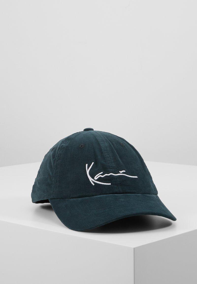 Karl Kani - SIGNATURE  - Cap - green/white