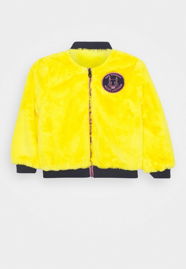 REVERSIBLE JACKET - Bomber bunda - pink