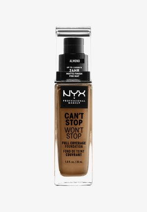 CAN'T STOP WON'T STOP FOUNDATION - Fond de teint - almond