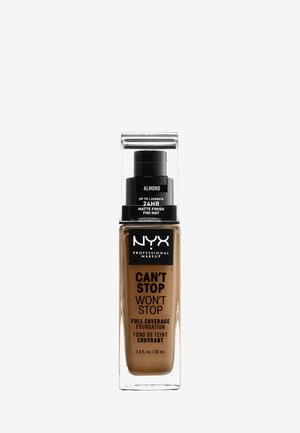 CAN'T STOP WON'T STOP FOUNDATION - Foundation - almond