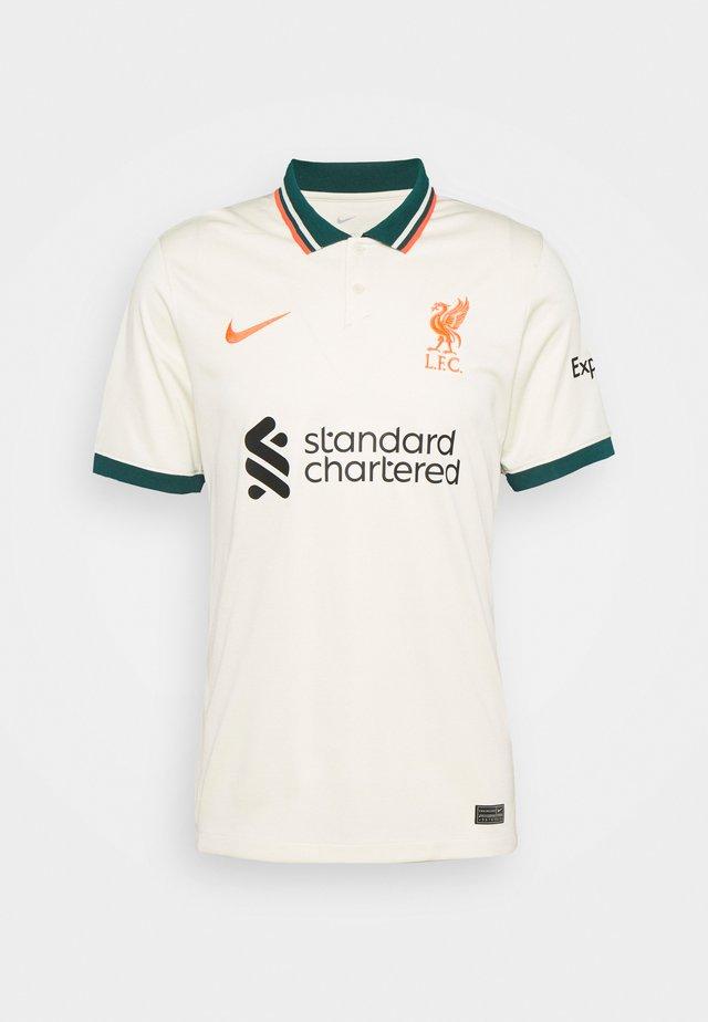 LIVERPOOL FC  - Club wear - pale ivory/fossil/bright crimson