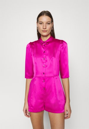 PLAYSUIT - Mono - pink
