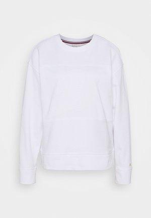 ICON GRAPHIC - Sweatshirt - white