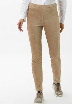 STYLE MARLOWE - Leggings - Trousers - caramel