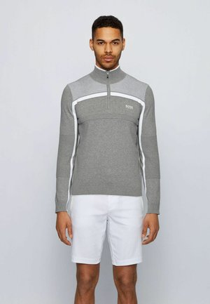 ZEMI - Jumper - light grey