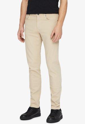 JAY - Jeans slim fit - oxford tan