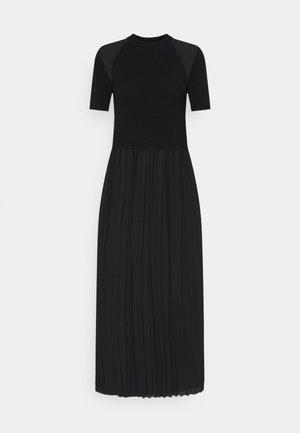 RASPA - Maxi dress - nero