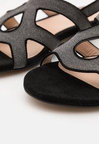 Steffen Schraut - GLAM CORNER - Sandals - black - 6
