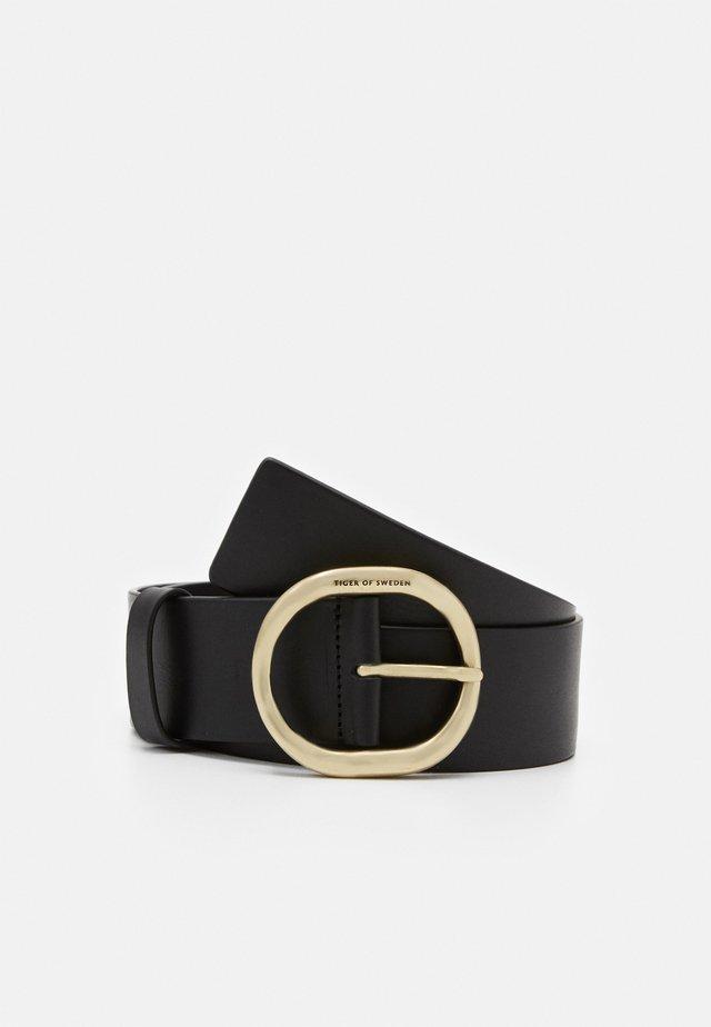 RALIA - Belt - black