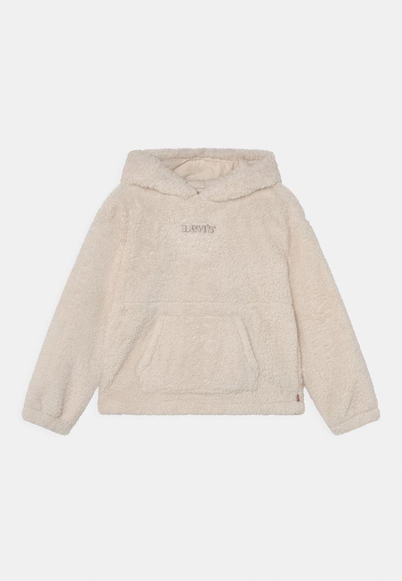 Levi's® - HOODIE - Fleece jumper - butter cream