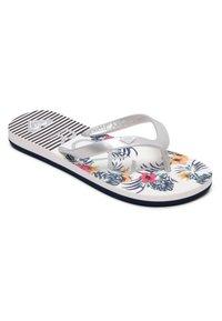Roxy - TAHITI - Pool shoes - white/silver - 3