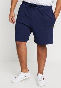 Lyle & Scott - Pantalon de survêtement - navy - 0