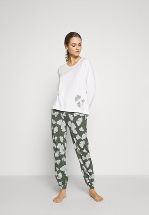 HANNI SET - Pyjamas - light khaki
