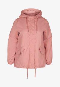 Zizzi - Outdoor jacket - rose - 3