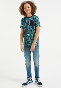 WE Fashion - Print T-shirt - all-over print - 0