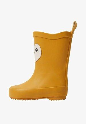 Regenlaarzen - moutarde