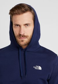 The North Face - DREW PEAK  - Bluza z kapturem - montague blue - 3