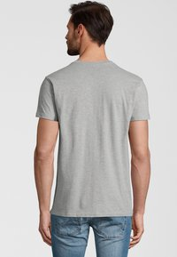 COBRAELEVEN - Print T-shirt - grey - 1