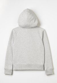 GAP - GIRLS ACTIVE LOGO - veste en sweat zippée - heather grey - 1